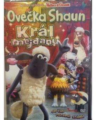 Ovečka Shaun II. - Král mejdanu [DVD]